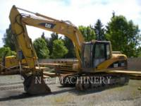 CATERPILLAR KETTEN-HYDRAULIKBAGGER 315C L equipment  photo 3