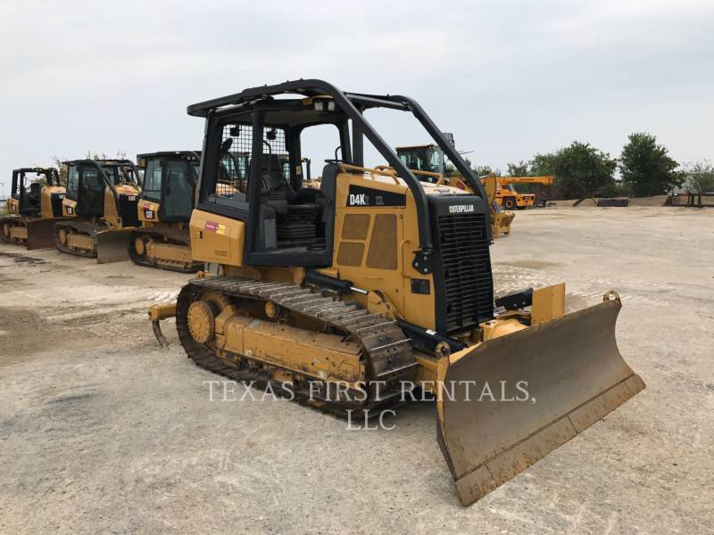 CATERPILLAR TRACTEURS SUR CHAINES D 4 K XL equipment  photo 2