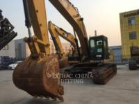 CATERPILLAR KETTEN-HYDRAULIKBAGGER 329DL  equipment  photo 16