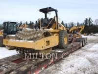 CATERPILLAR COMPACTORS CP56 equipment  photo 1