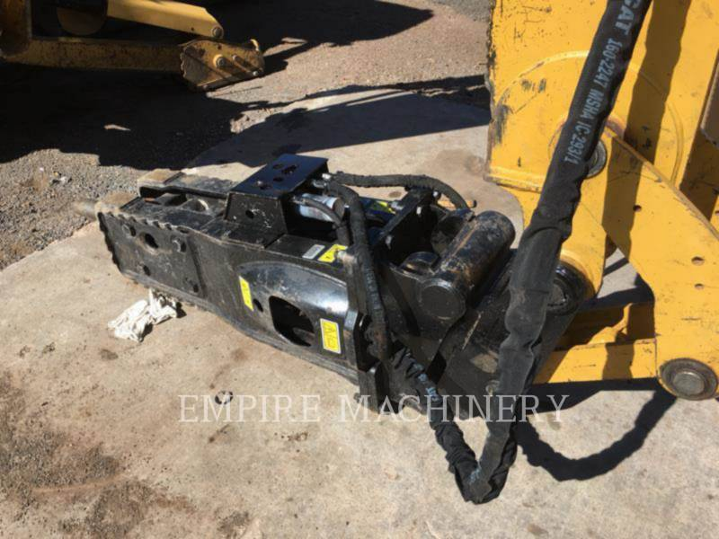 CATERPILLAR NARZ. ROB.- MŁOT H80E 420 equipment  photo 1