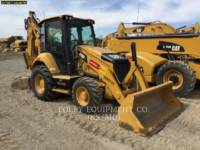 CATERPILLAR BAGGERLADER 416F2 equipment  photo 1