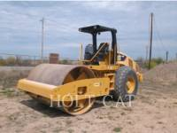 Equipment photo CATERPILLAR CS56 TAMBOR ÚNICO VIBRATORIO ASFALTO 1