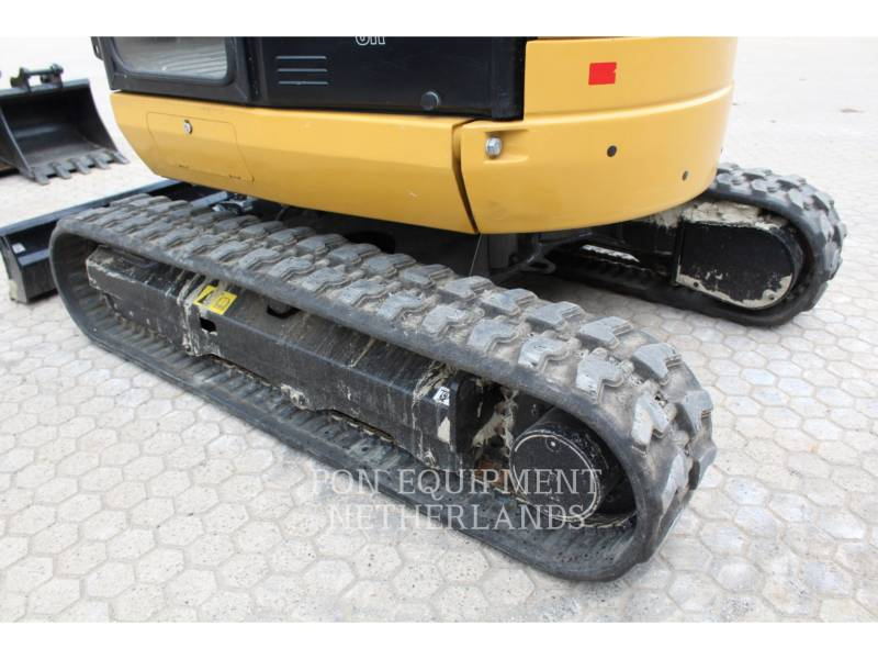 CATERPILLAR PELLES SUR CHAINES 302.7 D CR equipment  photo 20