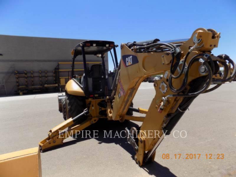CATERPILLAR BACKHOE LOADERS 420F 4EOIP equipment  photo 3