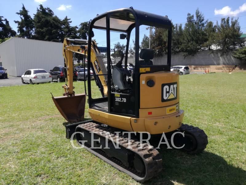CATERPILLAR ESCAVADEIRAS 302.7DCR equipment  photo 6