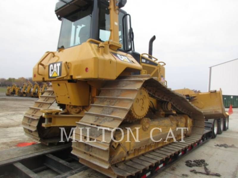 CATERPILLAR ブルドーザ D6N LGP equipment  photo 4