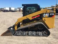 CATERPILLAR MULTI TERRAIN LOADERS 277D equipment  photo 1