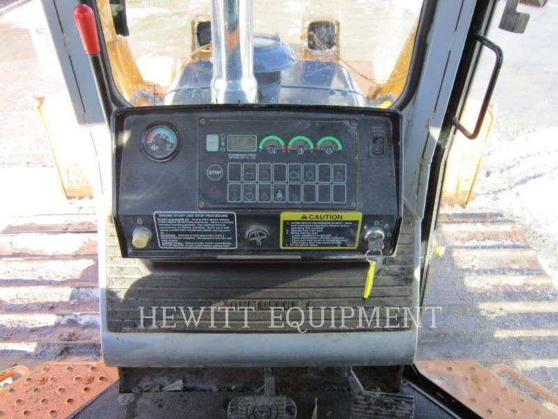 JOHN DEERE TRACK TYPE TRACTORS 750CL equipment  photo 8