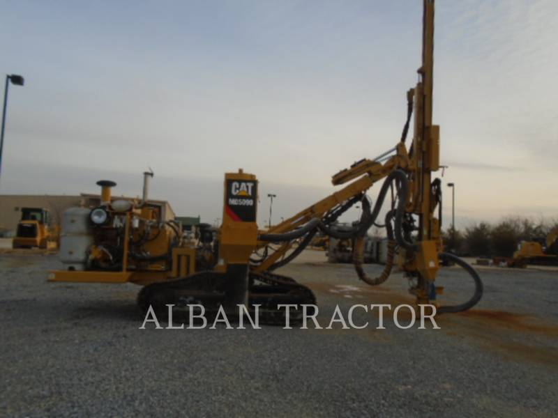 CATERPILLAR FOREUSES MD5090 equipment  photo 8