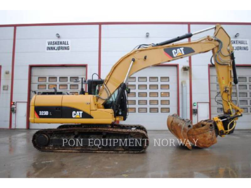 CATERPILLAR EXCAVADORAS DE CADENAS 323DL equipment  photo 7