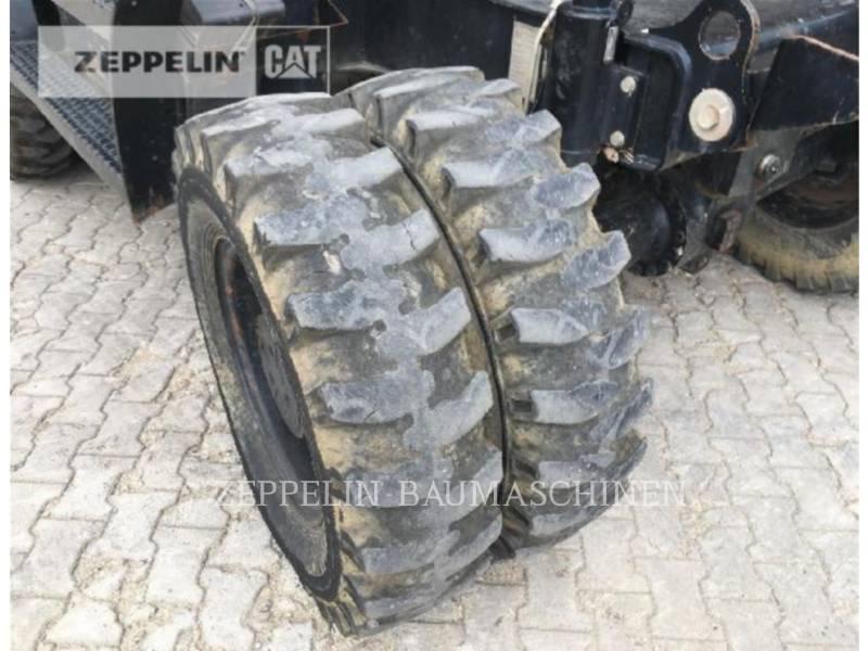 CATERPILLAR WHEEL EXCAVATORS M313D equipment  photo 8
