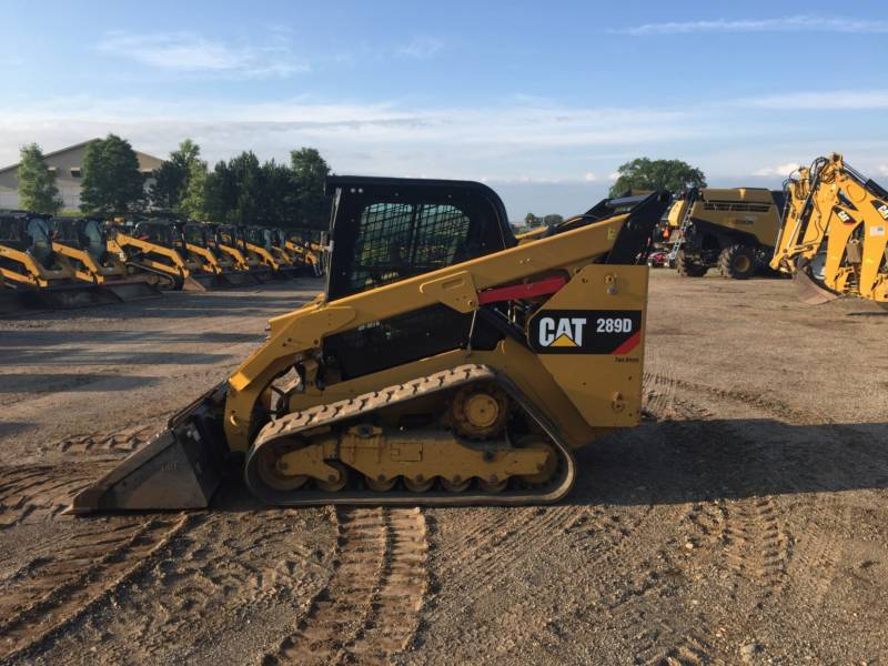 CATERPILLAR CARREGADEIRAS TODO TERRENO 289D equipment  photo 3