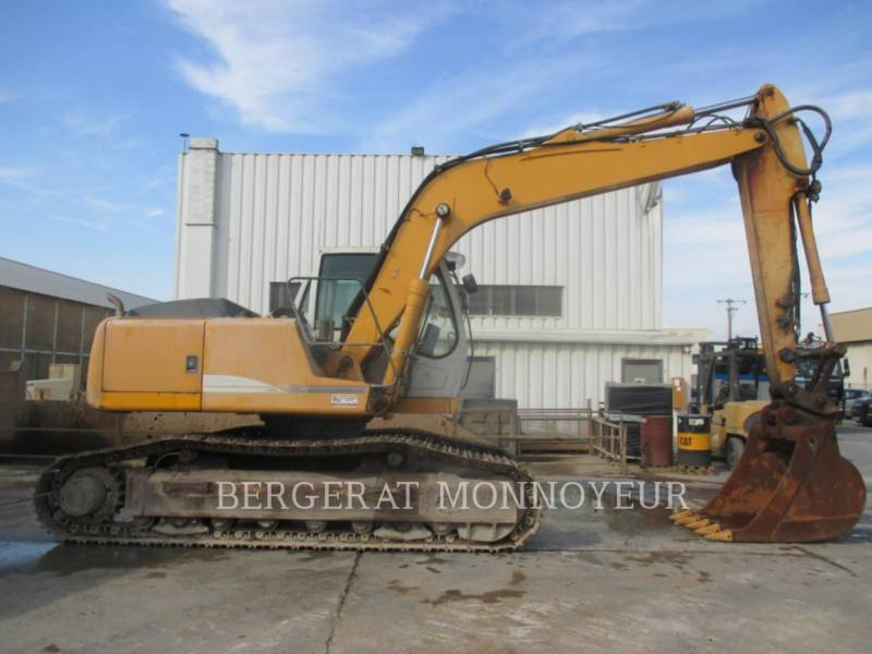 LIEBHERR PELLES SUR CHAINES R900C equipment  photo 1