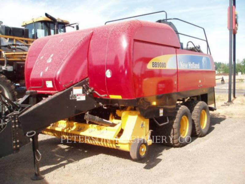 NEW HOLLAND LTD. MATERIELS AGRICOLES POUR LE FOIN BB9080 equipment  photo 1