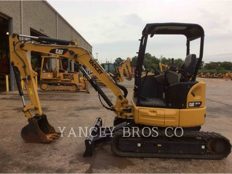 CATERPILLAR EXCAVADORAS DE CADENAS 303.5E2 equipment  photo 8