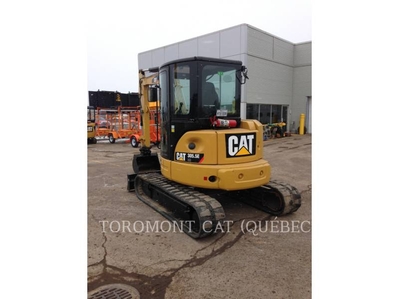 CATERPILLAR トラック油圧ショベル 305.5ECR equipment  photo 4