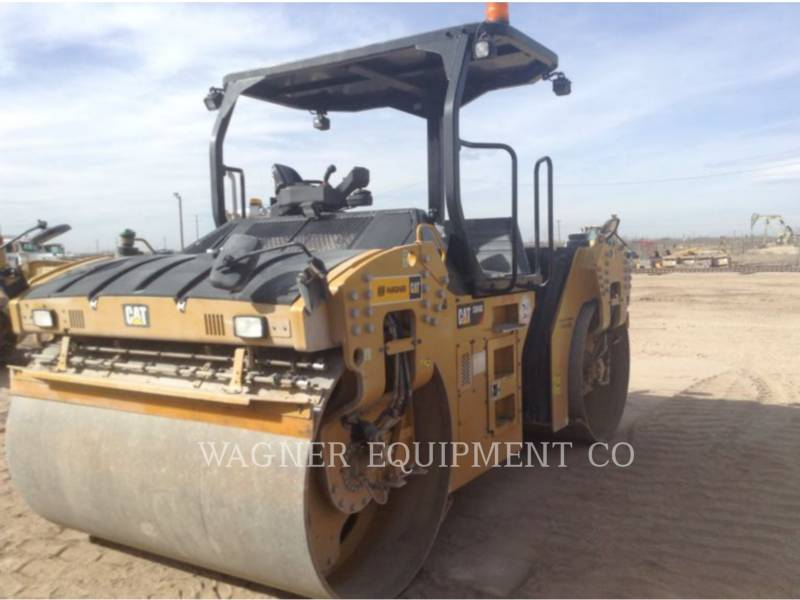 CATERPILLAR COMPACTORS CB66B equipment  photo 1