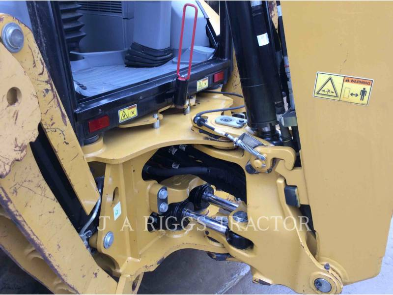 CATERPILLAR CHARGEUSES-PELLETEUSES 420F 4H equipment  photo 20