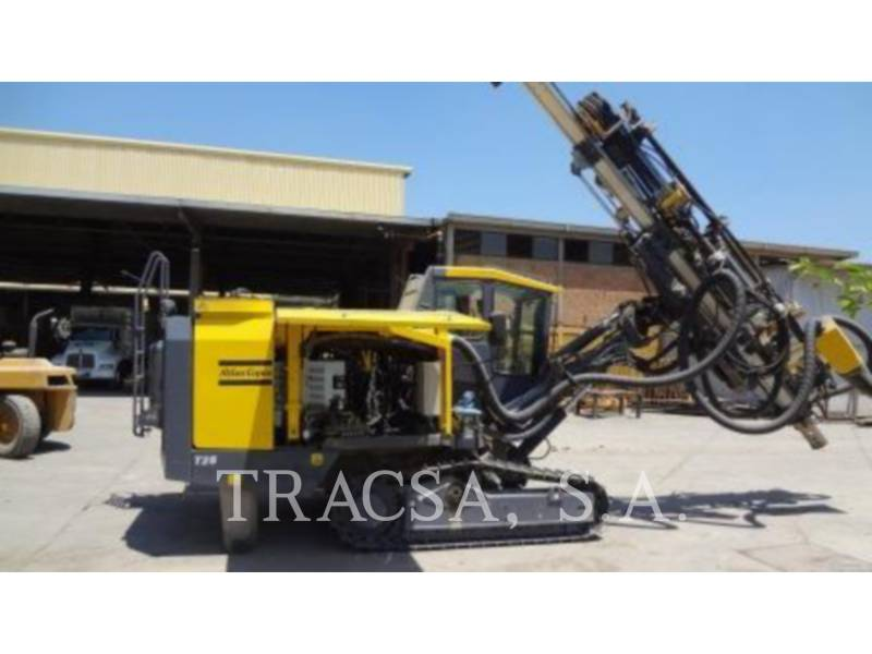 ATLAS-COPCO Perforatrici idrauliche cingolate ROC-T25 equipment  photo 2