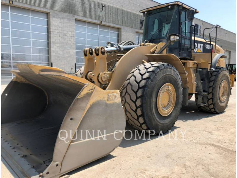 CATERPILLAR WHEEL LOADERS/INTEGRATED TOOLCARRIERS 980M equipment  photo 2