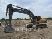 Equipment photo VOLVO EC480DL ESCAVATORI CINGOLATI 1