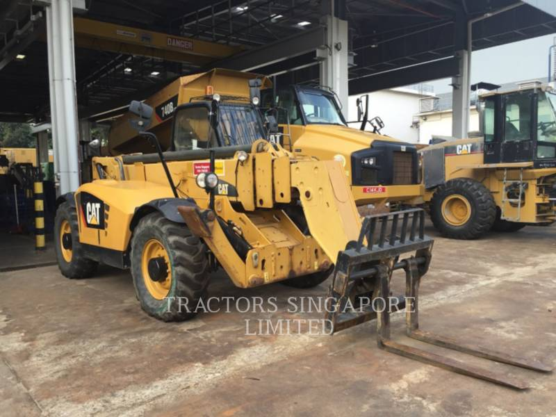 CATERPILLAR TELEHANDLER TH417 equipment  photo 2