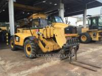 Caterpillar STIVUITOR TELESCOPIC TH417 equipment  photo 9
