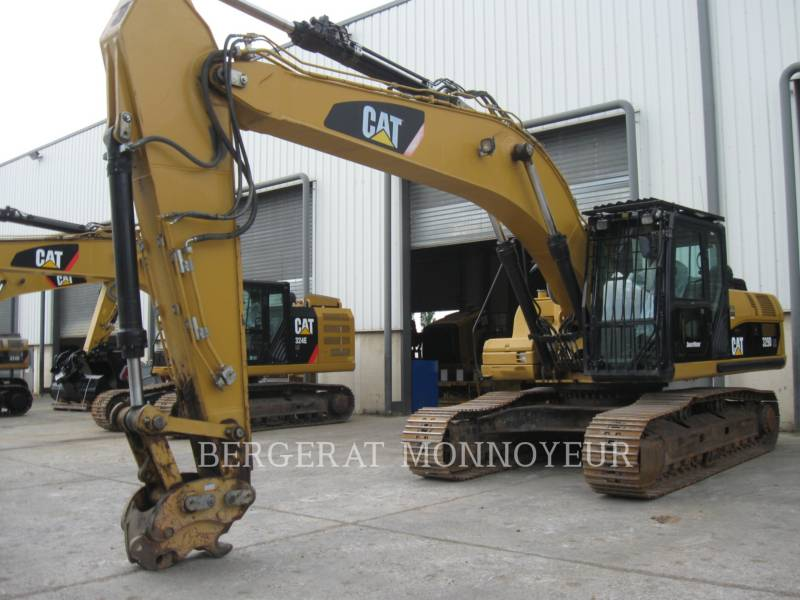 CATERPILLAR RUPSGRAAFMACHINES 329DLN equipment  photo 4