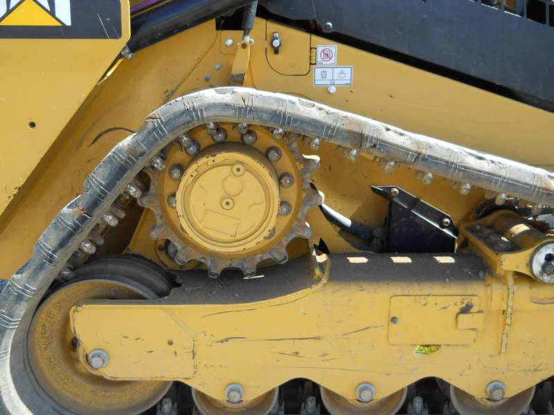 CATERPILLAR PALE CINGOLATE MULTI TERRAIN 259D equipment  photo 15