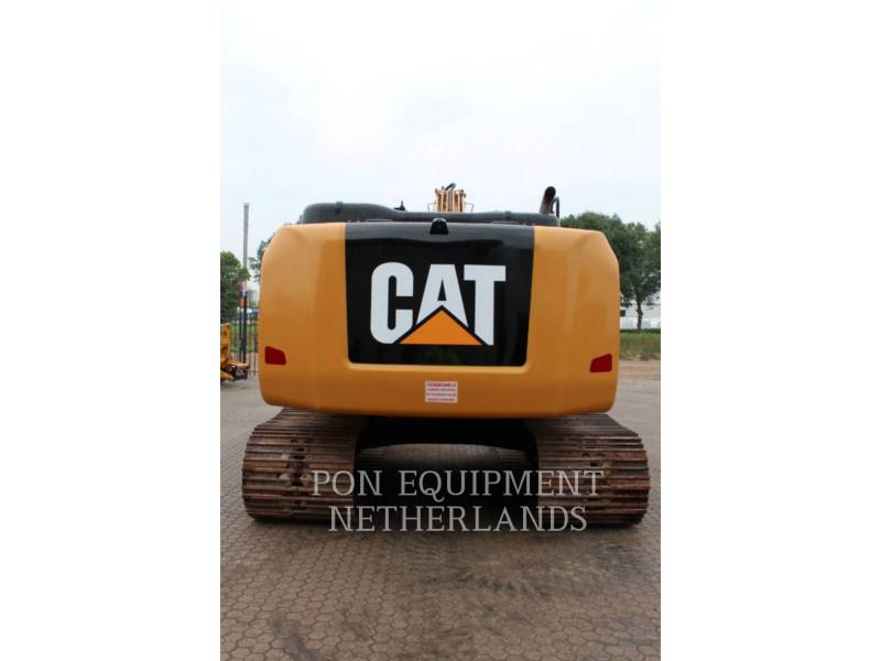 CATERPILLAR TRACK EXCAVATORS 323 EL equipment  photo 22