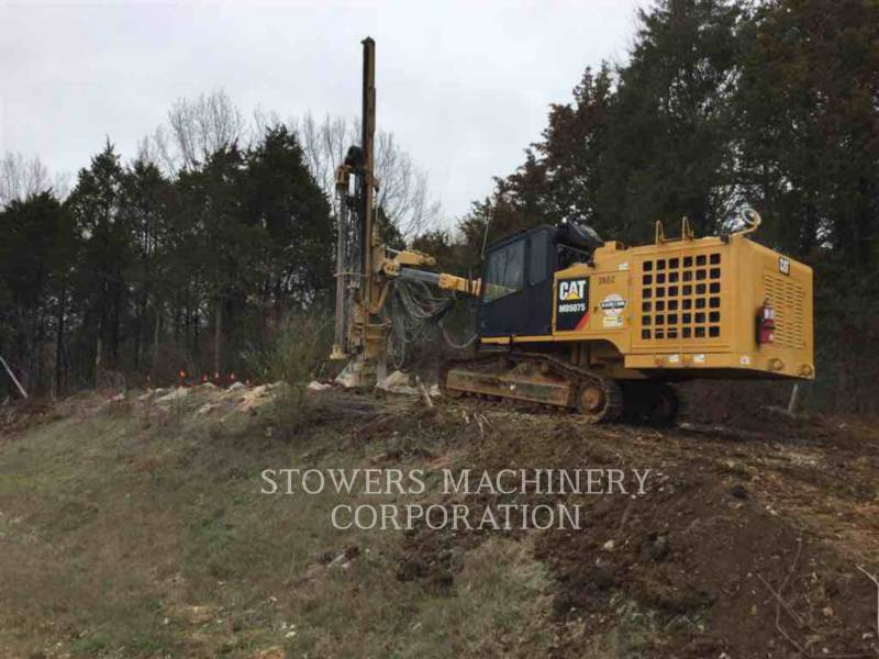 CATERPILLAR FOREUSES MD5075 equipment  photo 2