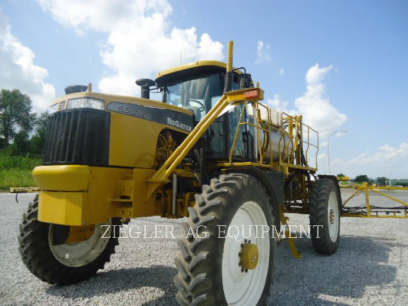 AG-CHEM SPRAYER SS884 equipment  photo 1