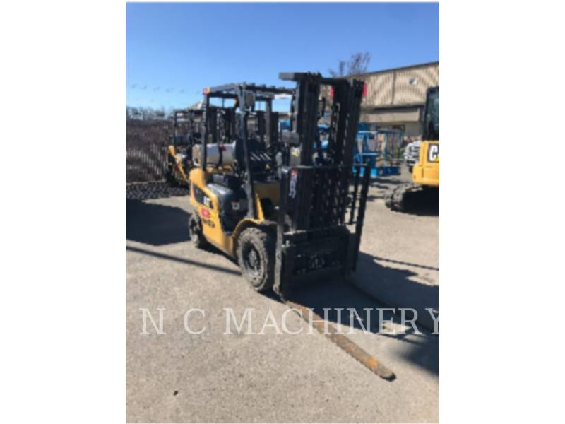 CATERPILLAR FORKLIFTS P5000-GLE equipment  photo 5