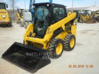 Equipment photo CATERPILLAR 232D SKID STEER LOADERS 1