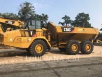 Equipment photo CATERPILLAR 730C アーティキュレートトラック 1