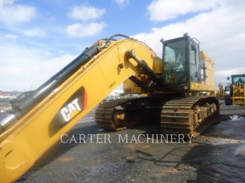 CATERPILLAR TRACK EXCAVATORS 374FL equipment  photo 2