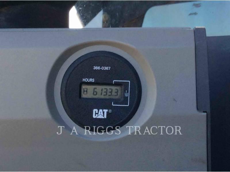 CATERPILLAR TRACK EXCAVATORS 349E 12C equipment  photo 9