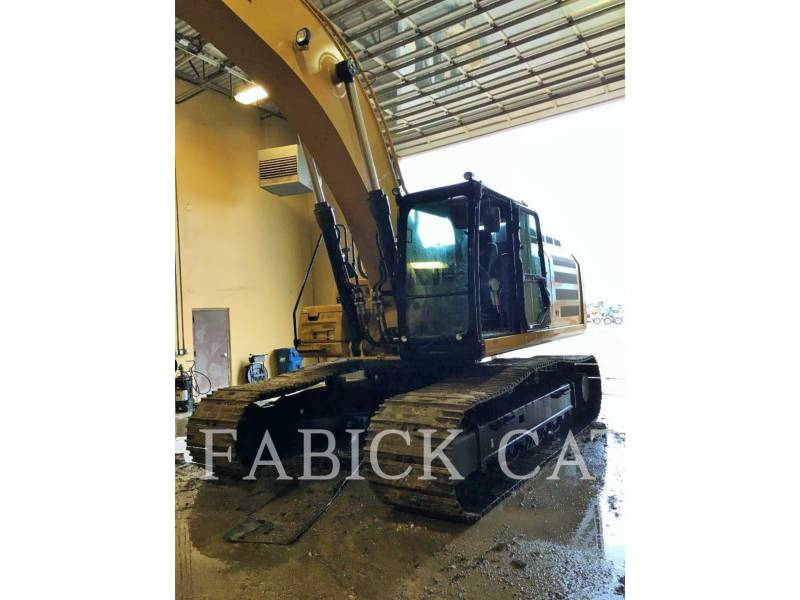 CATERPILLAR PELLES SUR CHAINES 336F HT equipment  photo 2