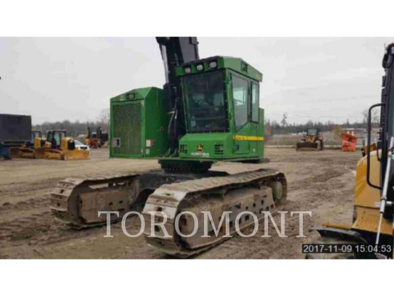 DEERE & CO. FOREST MACHINE 753JH equipment  photo 4