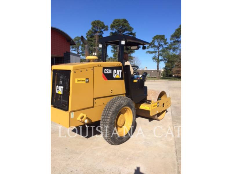 CATERPILLAR COMPACTEURS CS34 equipment  photo 1