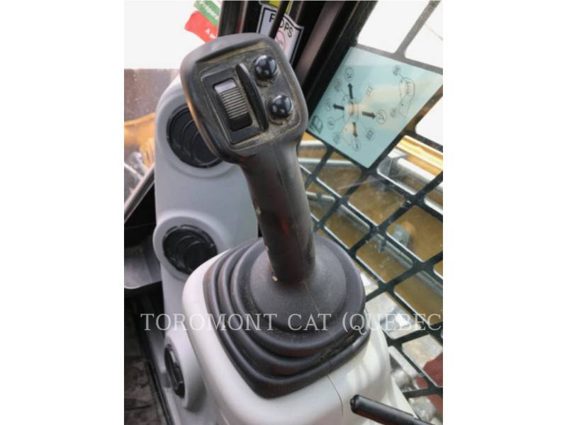 CATERPILLAR CHARGEURS SUR CHAINES 279C equipment  photo 21