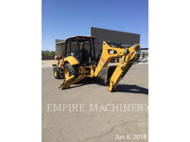 CATERPILLAR BACKHOE LOADERS 420F2IT equipment  photo 4