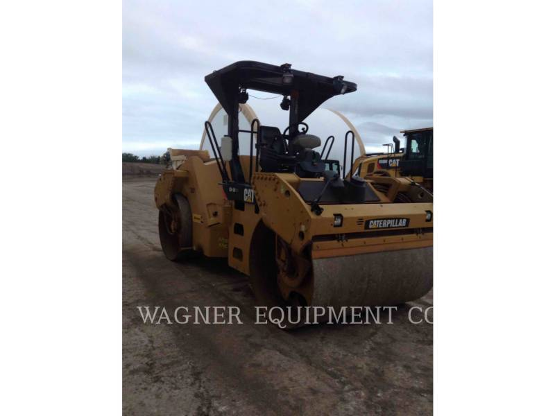 CATERPILLAR COMPACTADORES CB54 XW equipment  photo 2