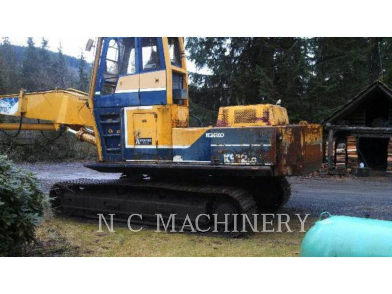 KOBELCO / KOBE STEEL LTD FOREST MACHINE K912 equipment  photo 3