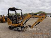 CATERPILLAR トラック油圧ショベル 301.7D OR equipment  photo 1