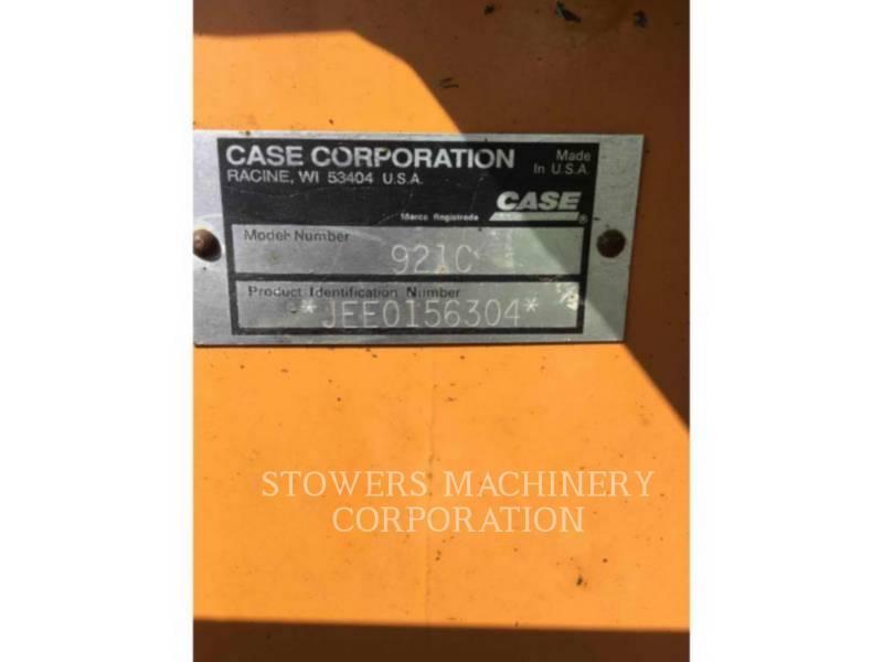 CASE/NEW HOLLAND ALTRO 921C equipment  photo 14