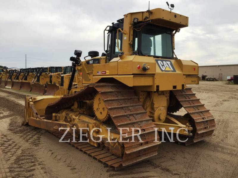 CATERPILLAR TRACTEURS SUR CHAINES D6TLGPA equipment  photo 2