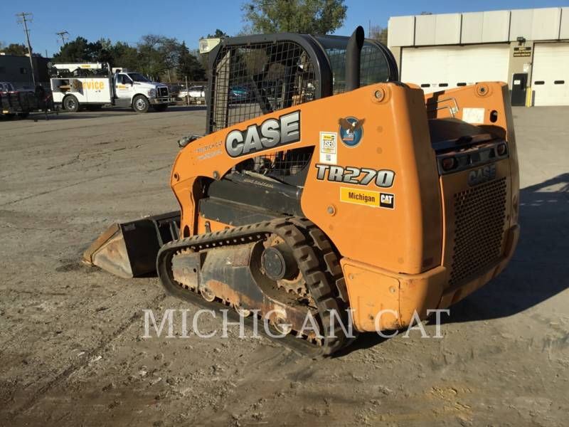 CASE CHARGEURS TOUT TERRAIN TR270 equipment  photo 3