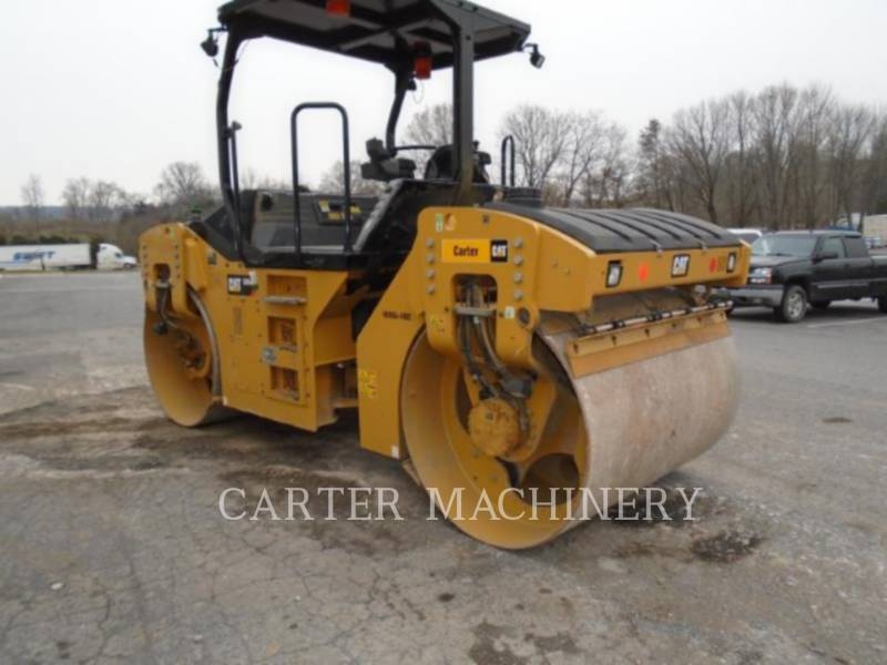 CATERPILLAR VERDICHTER CB54B equipment  photo 1